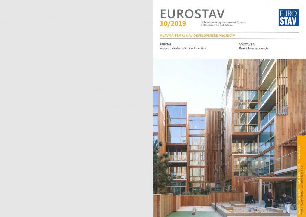 Obytný súbor Jarabinky, Eurostav 10/2019