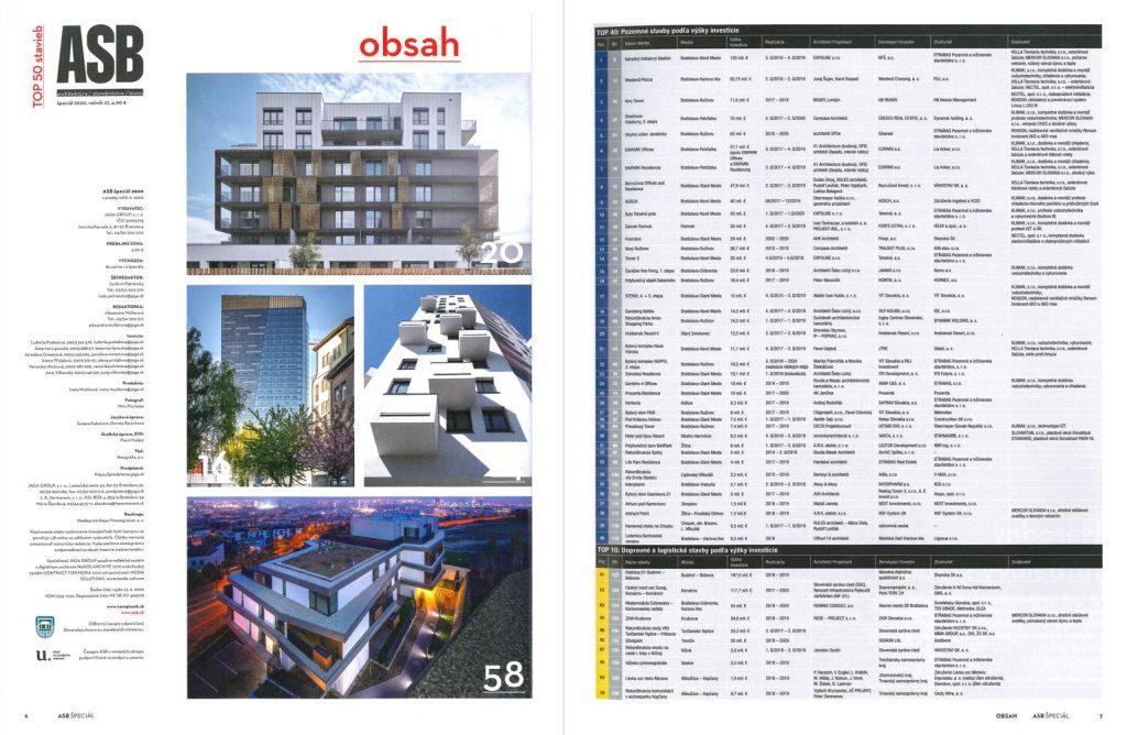 Obytný súbor Jarabinky / SPDe architekti